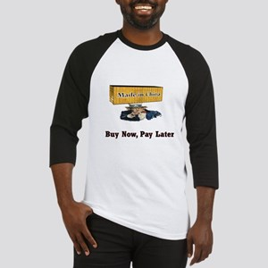 Buy Now--Pay Later Baseball Jersey