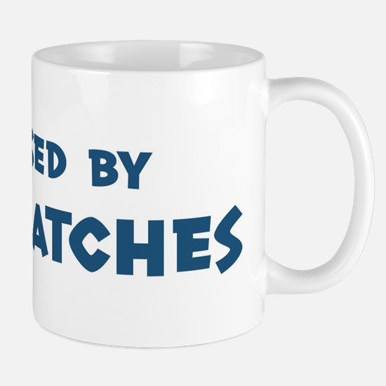 Raised by Nuthatches Mug