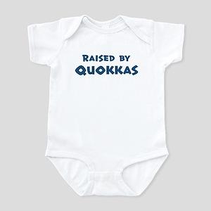 Raised by Quokkas Infant Bodysuit