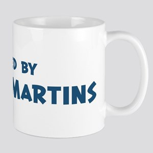 Raised by Purple Martins Mug