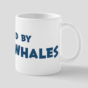 Raised by Minke Whales Mug