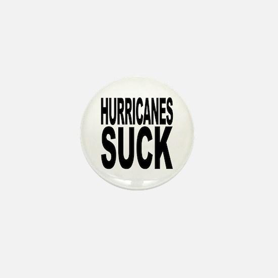 Hurricanes Suck Mini Button
