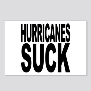 Hurricanes Suck Postcards (Package of 8)