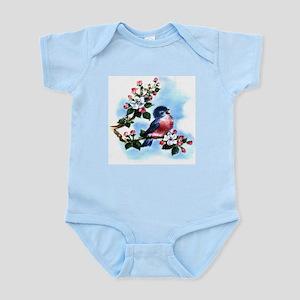 Vintage Bluebird Infant Bodysuit