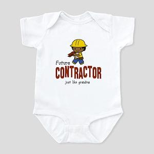Future Contractor like Grandma Infant Bodysuit