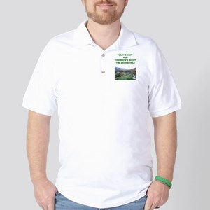 golf humor calendar Golf Shirt