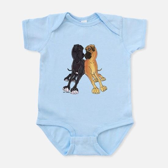 NFNBw Lean Infant Bodysuit
