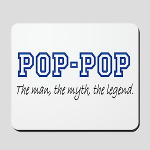 Pop-Pop Mousepad