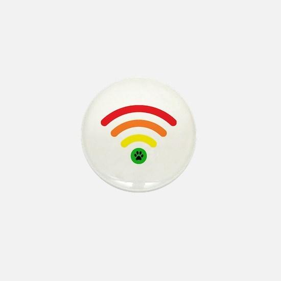 Rainbow Bridge Online Logo Mini Button