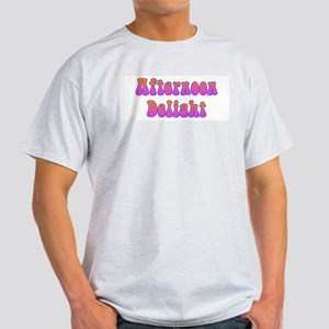 Afternoon Delight Ash Grey T-Shirt