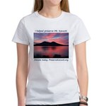 Konocti Sunset Women's T-Shirt