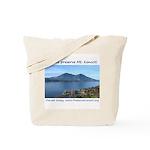 Mt. Konocti Tote Bag