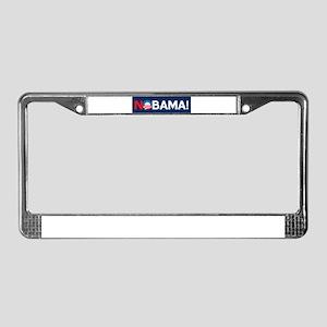 """""""NOBAMA!"""" License Plate Frame"""