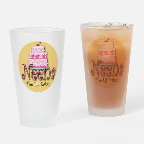 Neena Brand Drinking Glass