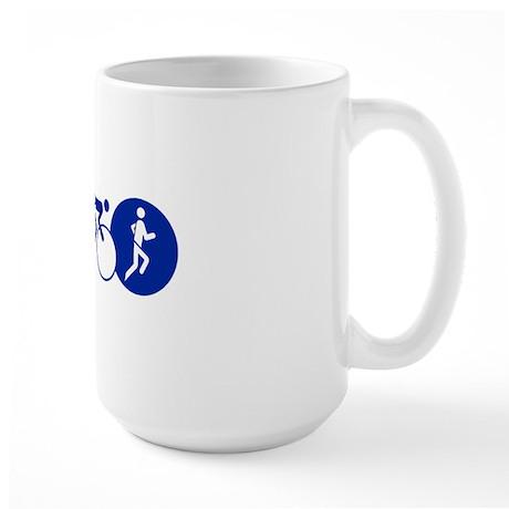 TRI LOGO Large Mug