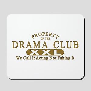 Drama Club Mousepad