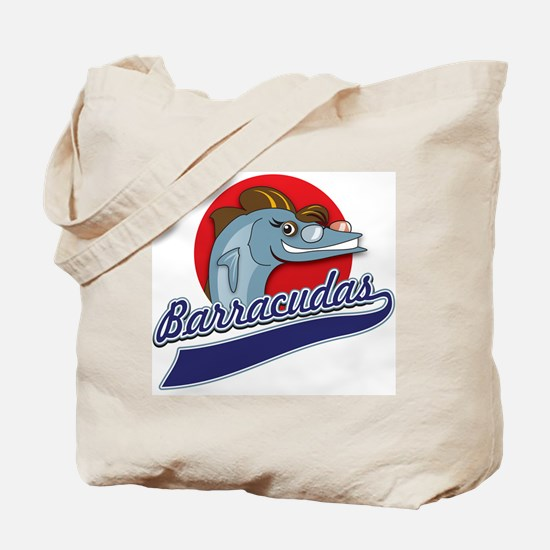 Barracudas Tote Bag