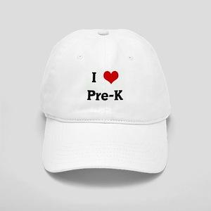 I Love Pre-K Cap