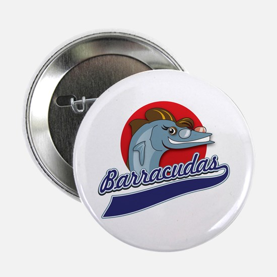 "Barracudas 2.25"" Button"