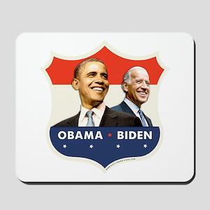 JFK Obama-Biden 054 Mousepad