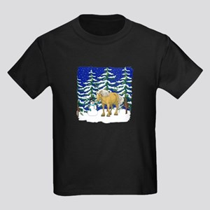 Winter Belgian Kids Dark T-Shirt