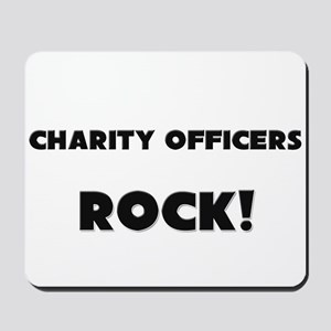 Charity Officers ROCK Mousepad