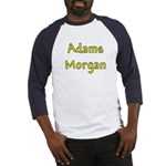 Adams Morgan Baseball Jersey