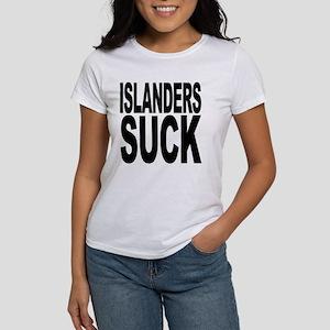 Islanders Suck Women's T-Shirt