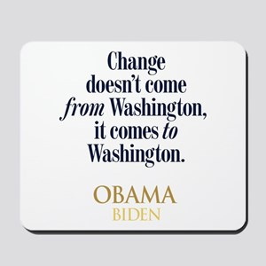 Obama-Biden 059 Mousepad