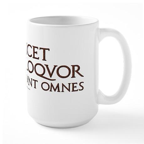 I Speak Latin Large Mug