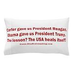 USA Heals Itself! Pillow Case