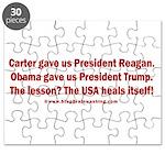 USA Heals Itself! Puzzle