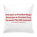 USA Heals Itself! Everyday Pillow