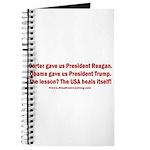 USA Heals Itself! Journal