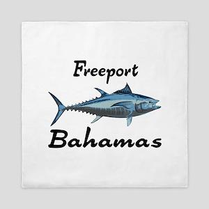 Freeport Tuna Fishing Queen Duvet