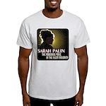 Sarah Palin Powerful Voice Light T-Shirt