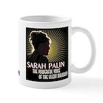 Sarah Palin Powerful Voice Mug