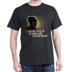 Sarah Palin Powerful Voice Dark T-Shirt