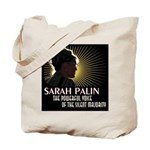 Sarah Palin Powerful Voice Tote Bag