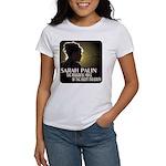Sarah Palin Powerful Voice Women's T-Shirt
