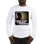 Sarah Palin Powerful Voice Long Sleeve T-Shirt
