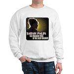 Sarah Palin Powerful Voice Sweatshirt