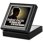Sarah Palin Powerful Voice Keepsake Box