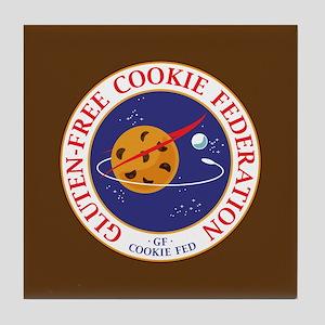 CookieFed Tile Coaster