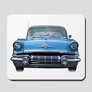 1957 Chieftain Car Mousepad