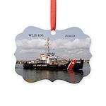 Wlb 406 Acacia Picture Ornament