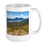 Large Mug - View from Shannon Ridge Vineyards