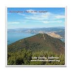 Tile Coaster - Buckingham Peak