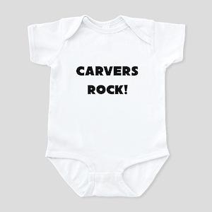 Carvers ROCK Infant Bodysuit