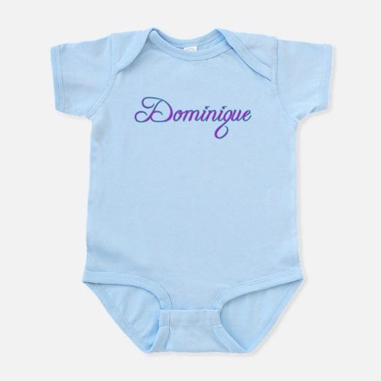 Dominique Infant Bodysuit